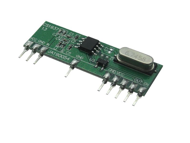 RadioControlli low-cost receiver module
