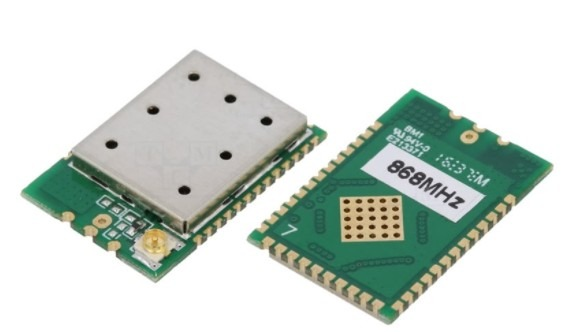 CC1310 Module with memory inside